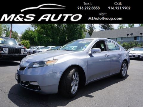 Pre-Owned 2012 Acura TL Auto FWD 4dr Car