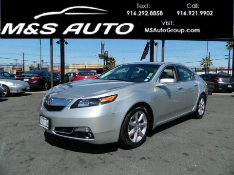 Pre-Owned 2014 Acura TL Tech With Navigation