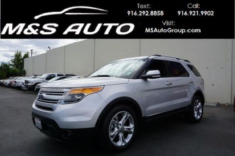 Pre-Owned 2014 Ford Explorer Limited FWD Sport Utility