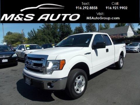 Pre-Owned 2013 Ford F-150 XLT Pickup 4D 6 1/2 ft 4WD