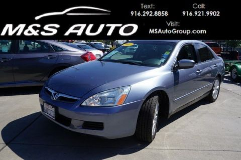 Pre-Owned 2007 Honda Accord Sdn LX SE FWD 4dr Car
