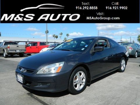 Pre-Owned 2006 Honda Accord Cpe LX FWD 2dr Car
