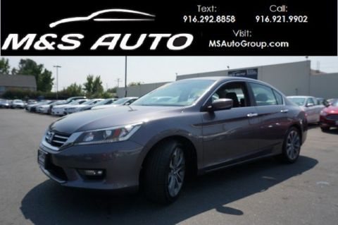 Pre-Owned 2014 Honda Accord Sedan Sport FWD 4dr Car