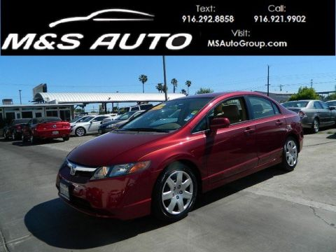 Pre-Owned 2006 Honda Civic Sdn LX FWD 4dr Car