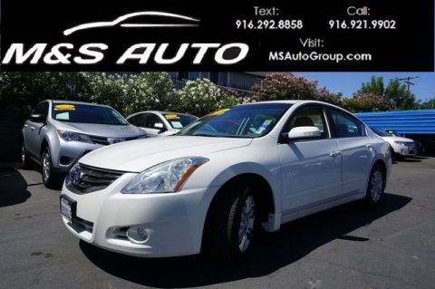 Pre-Owned 2011 Nissan Altima 2.5 SL FWD 4dr Car