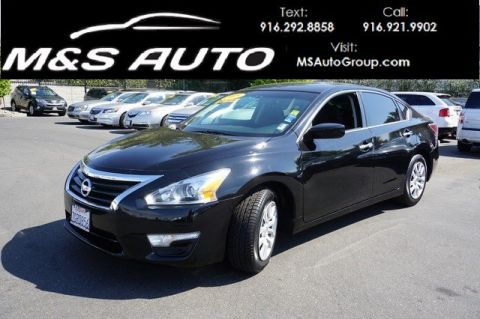 Pre-Owned 2015 Nissan Altima 2.5 FWD 4dr Car