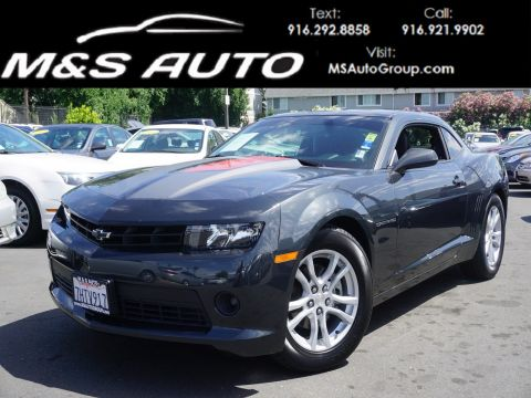 Pre-Owned 2015 Chevrolet Camaro LS RWD 2dr Car