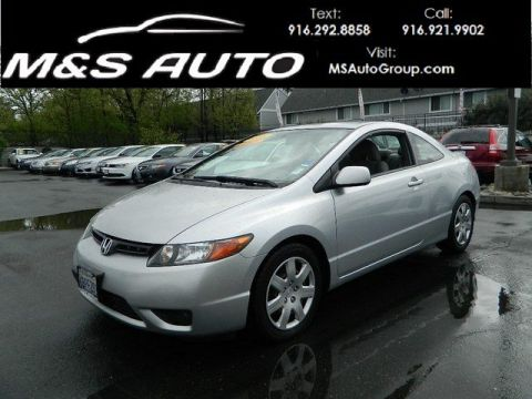 Pre-Owned 2008 Honda Civic Cpe LX FWD 2dr Car