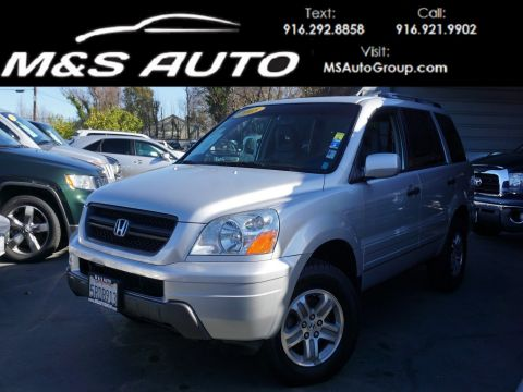 Pre-Owned 2005 Honda Pilot EX-L with NAVI