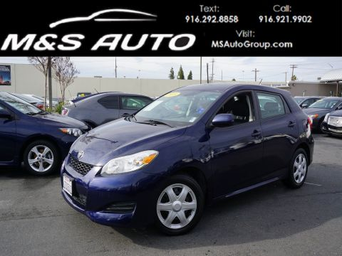 Pre-Owned 2009 Toyota Matrix Sport