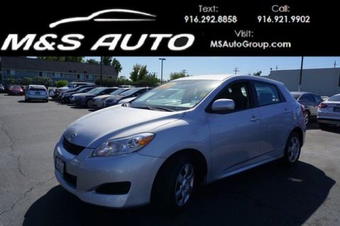 Pre-Owned 2010 Toyota Matrix Sport FWD Station Wagon