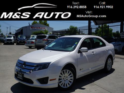 Pre-Owned 2010 Ford Fusion Hybrid
