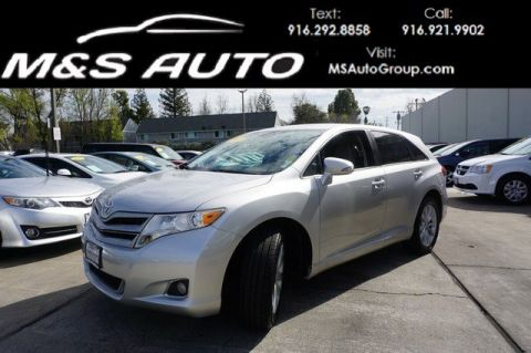Pre-Owned 2013 Toyota Venza LE FWD Sport Utility