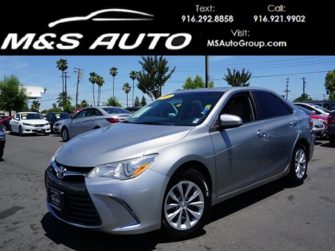 Pre-Owned 2015 Toyota Camry LE FWD 4dr Car
