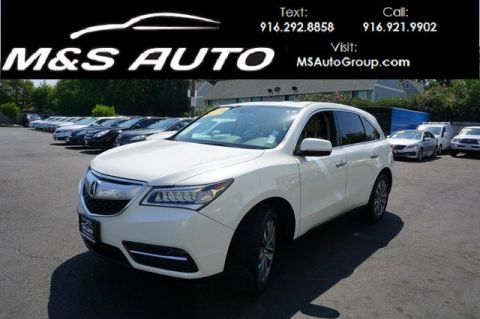 Pre-Owned 2014 Acura MDX Tech Pkg With Navigation