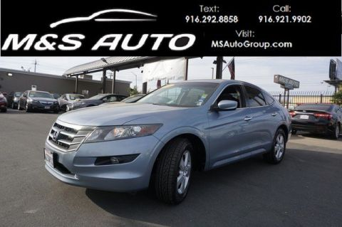 Pre-Owned 2010 Honda Accord Crosstour EX FWD Hatchback