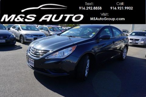 Pre-Owned 2012 Hyundai Sonata GLS Sedan 4D FWD 4dr Car