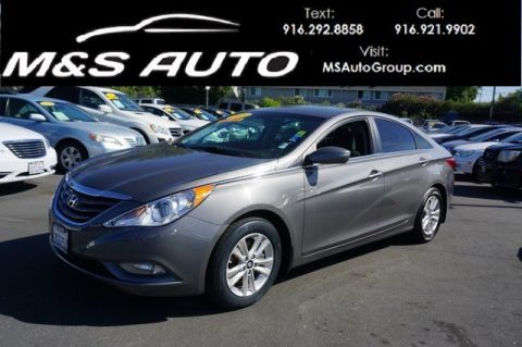 Pre-Owned 2013 Hyundai Sonata GLS Sedan 4D FWD 4dr Car