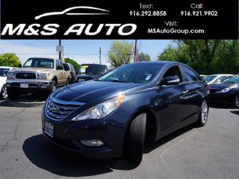 Pre-Owned 2011 Hyundai Sonata Ltd FWD 4dr Car