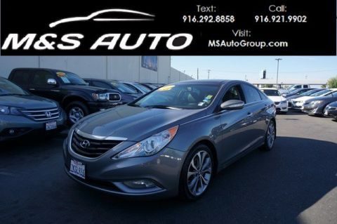 Pre-Owned 2013 Hyundai Sonata Limited Sedan 4D FWD 4dr Car