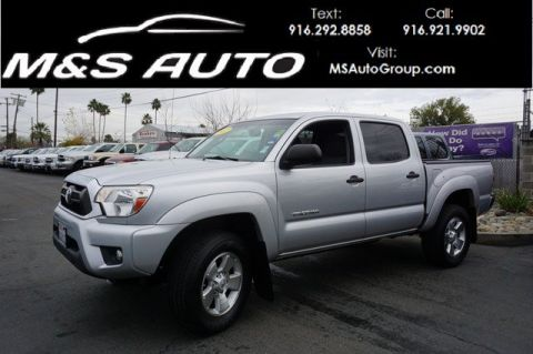Pre-Owned 2012 Toyota Tacoma PreRunner RWD Crew Cab Pickup