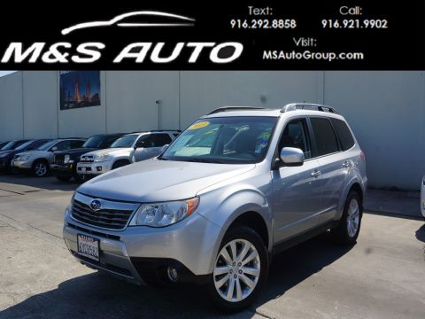 Pre-Owned 2013 Subaru Forester 2.5X Limited AWD