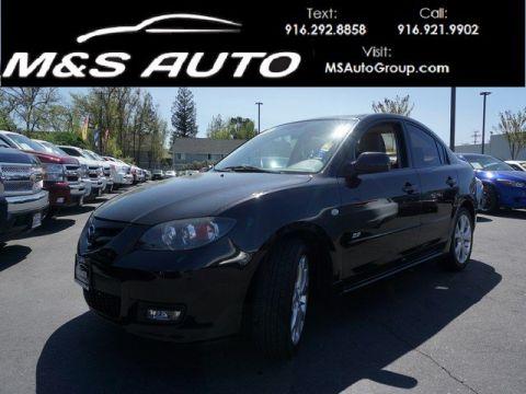 Pre-Owned 2007 Mazda3 s Touring FWD 4dr Car