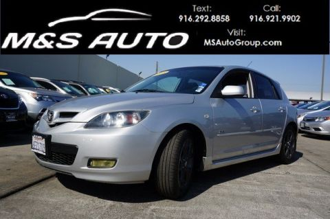 Pre-Owned 2008 Mazda3 s Grand Touring Hatchback 4D FWD Hatchback