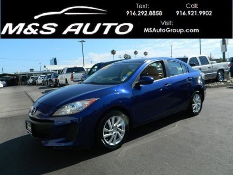 Pre-Owned 2012 Mazda3 i Touring FWD 4dr Car