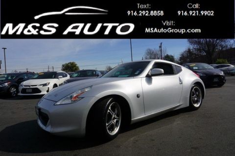 Pre-Owned 2009 Nissan 370Z Touring RWD 2dr Car