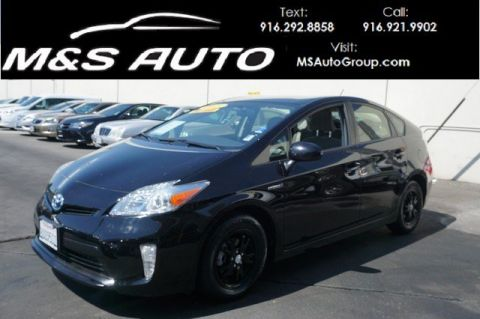 Pre-Owned 2015 Toyota Prius One Hatchback 4D FWD Hatchback