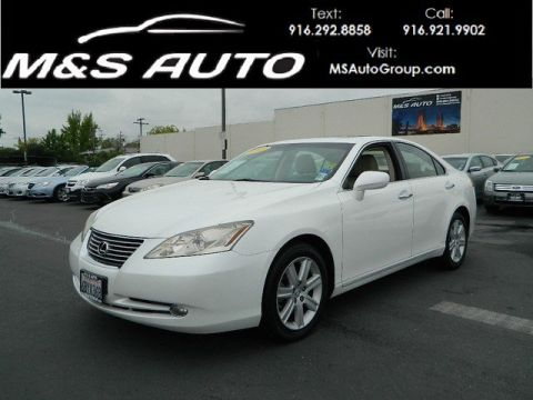 Pre-Owned 2008 Lexus ES 350 ES 350 Sedan 4D FWD 4dr Car