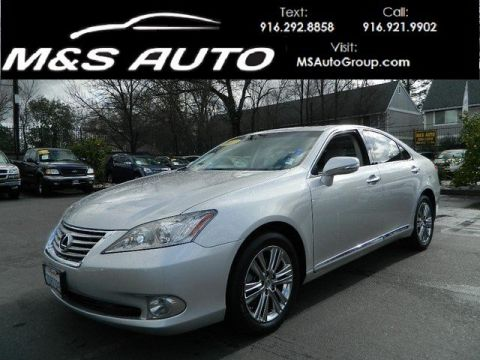 Pre-Owned 2012 Lexus ES 350 ES 350 Sedan 4D FWD 4dr Car