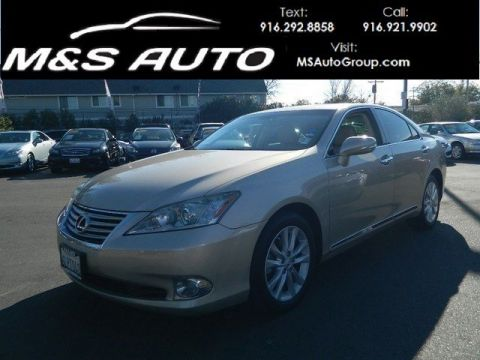 Pre-Owned 2010 Lexus ES 350 ES 350 Sedan 4D FWD 4dr Car