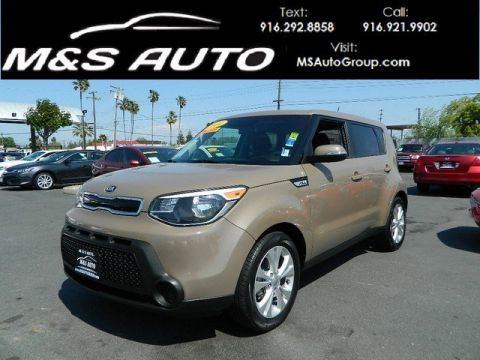 Pre-Owned 2014 Kia Soul + Wagon 4D FWD Hatchback