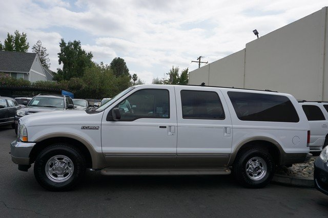 PreOwned Ford Excursion Sport Utility In Sacramento A - 2002 excursion