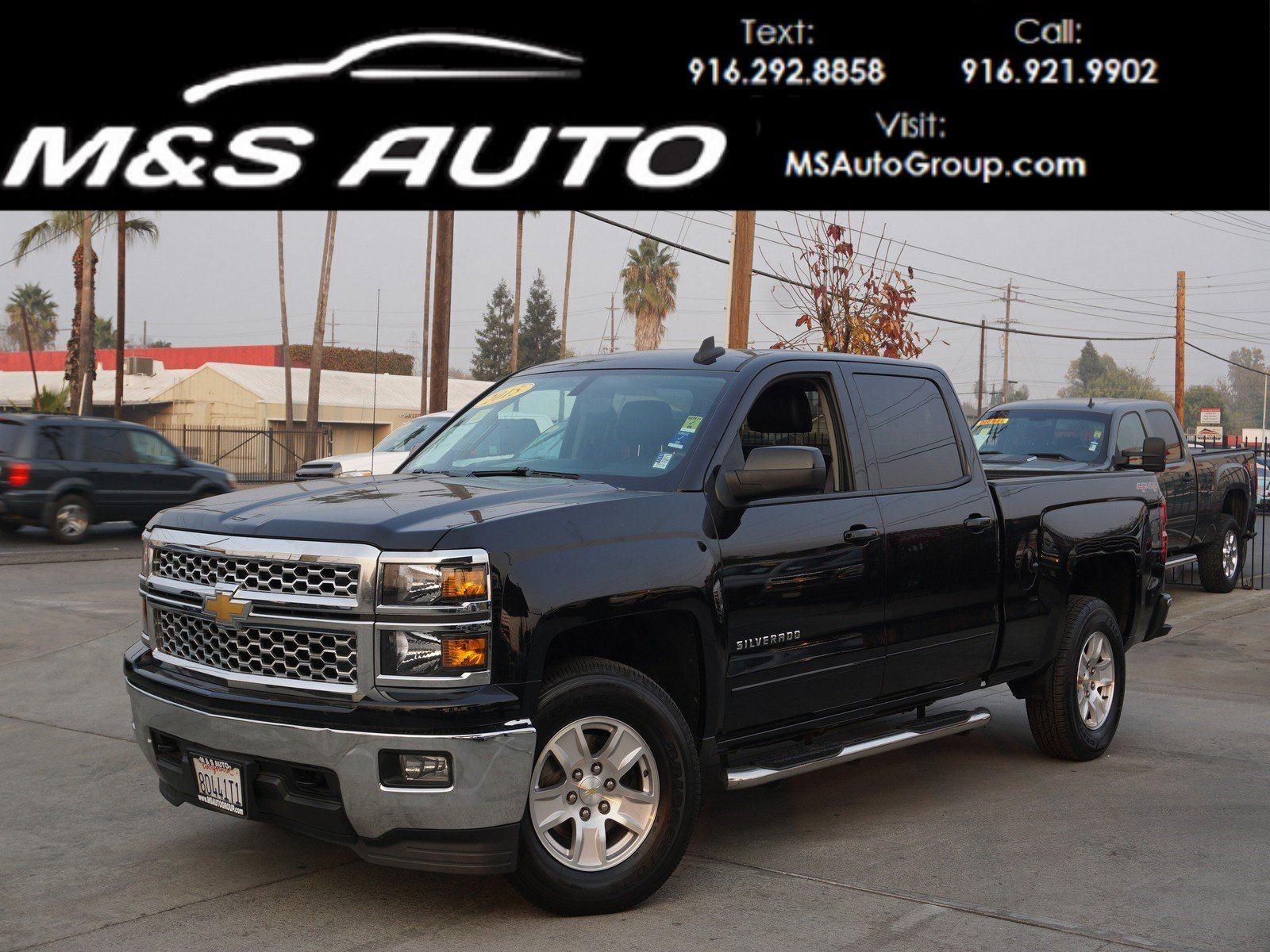 2015 Chevrolet Silverado 1500 Double Cab >> Pre Owned 2015 Chevrolet Silverado 1500 Lt Crew Cab Pickup In