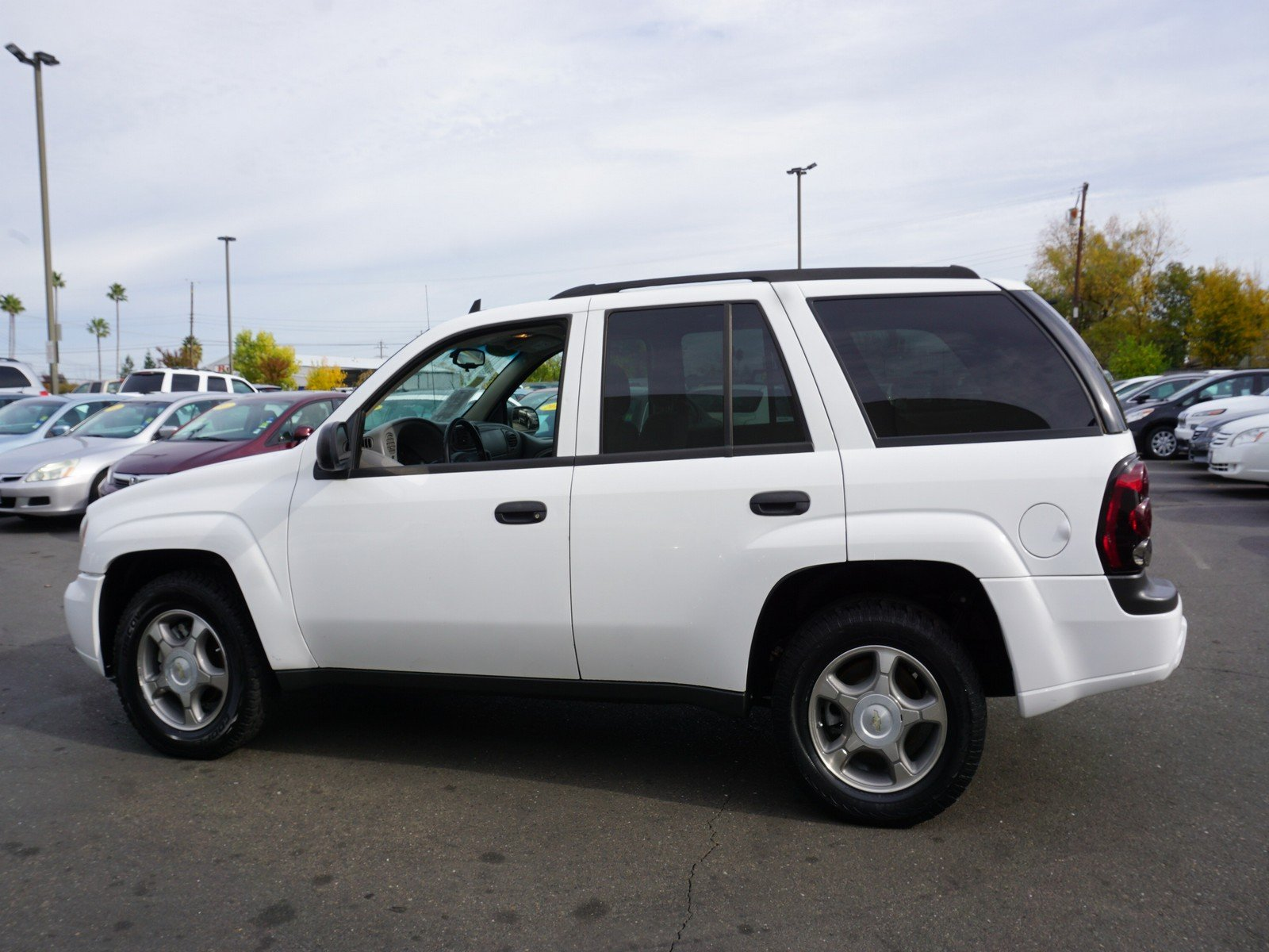 Pre Owned 2008 Chevrolet TrailBlazer Fleet with 1FL Sport Utility in