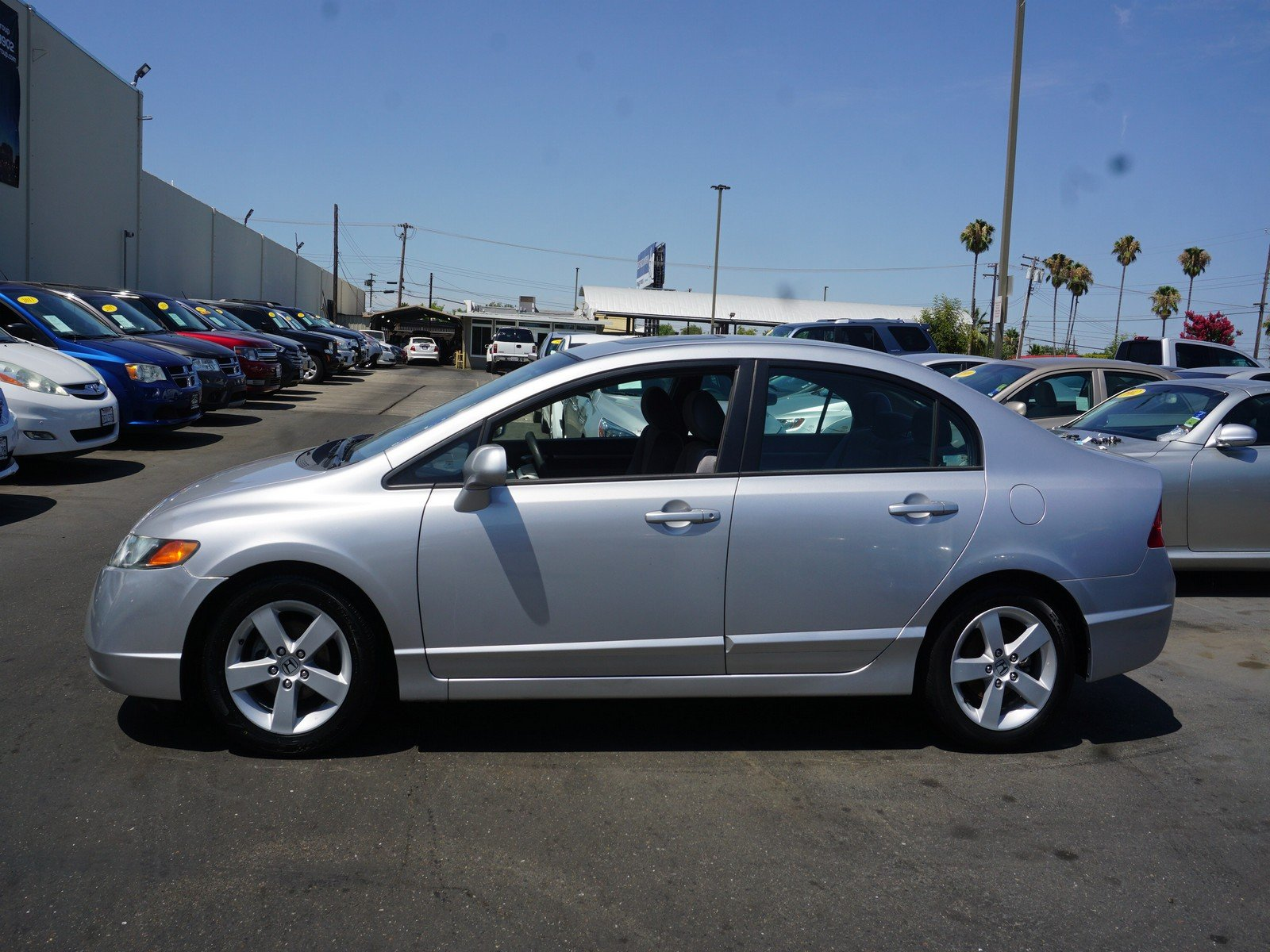 Pre Owned 2007 Honda Civic Sdn EX