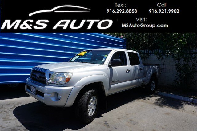 Pre-Owned 2010 Toyota Tacoma Pickup 4D 6 ft
