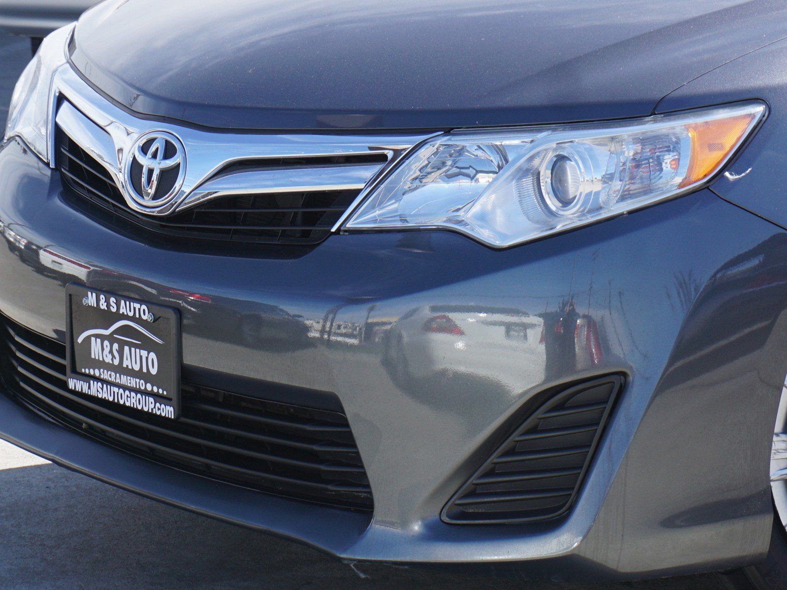 Pre Owned 2014 Toyota Camry Le 4dr Car In Sacramento A23198 M And Venza Exterior Accessories