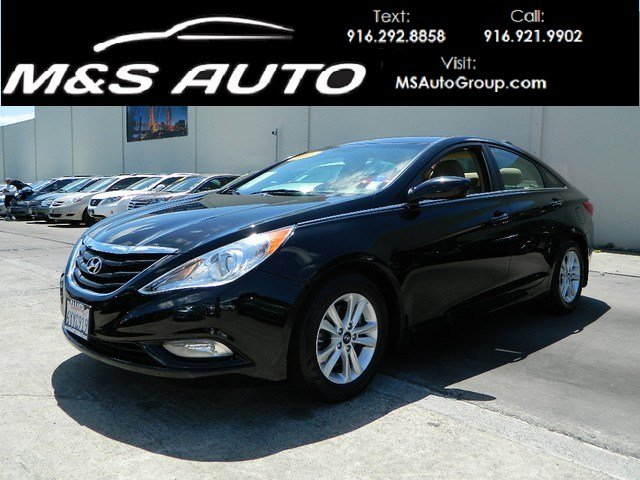 Pre-Owned 2013 Hyundai Sonata GLS Sedan 4D
