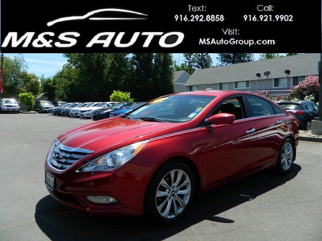 Pre-Owned 2012 Hyundai Sonata SE Sedan 4D