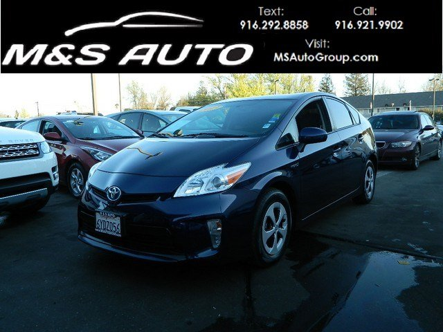 Pre-Owned 2013 Toyota Prius Two Hatchback 4D